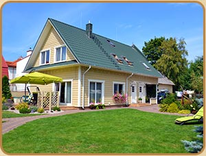Apartments for rent in Palanga near the sea